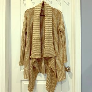 HoBo style knit chunky sweater